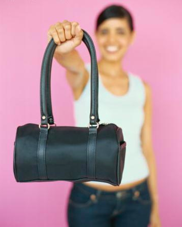 b0864a3e4128 Many women strongly identify with her handbag and some develop an almost  symbiotic relationship with the bag and its content. Others have a more  playful and ...