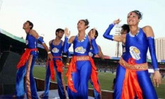 IPL's cheerleaders